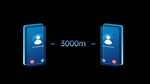 Mit Oppo MeshTalk können Sie innerhalb von 3 Kilometern mit Geräten kommunizieren