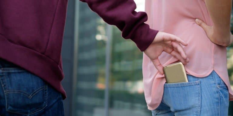 Se mi freghi ti sfuggo: la trama perfetta di un antifurto per smartphone