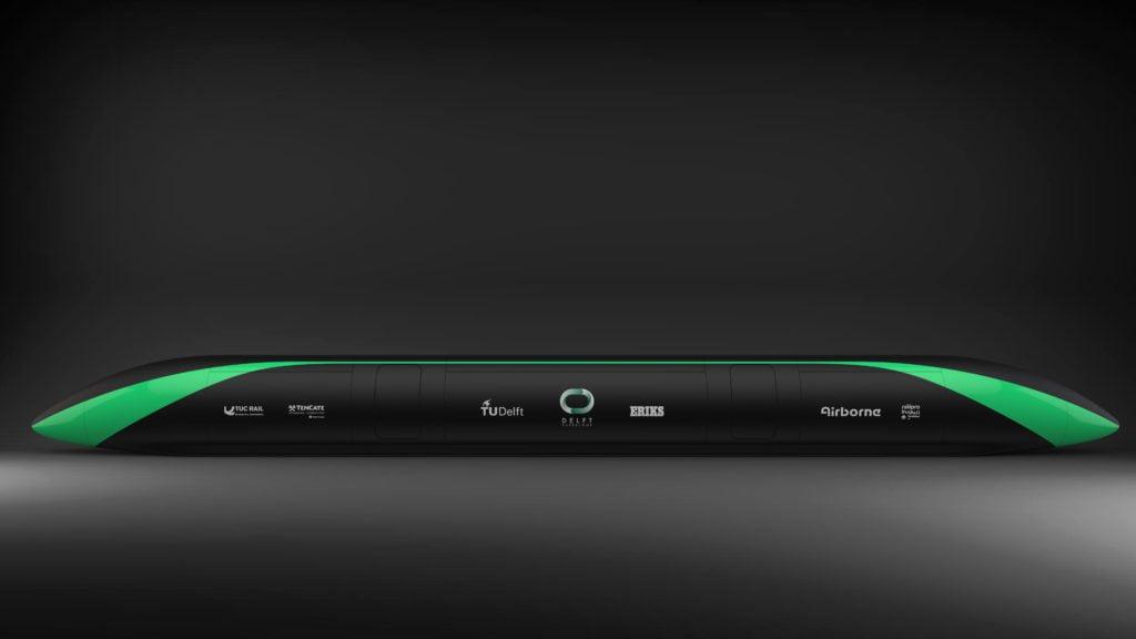 Hyperloop, il treno