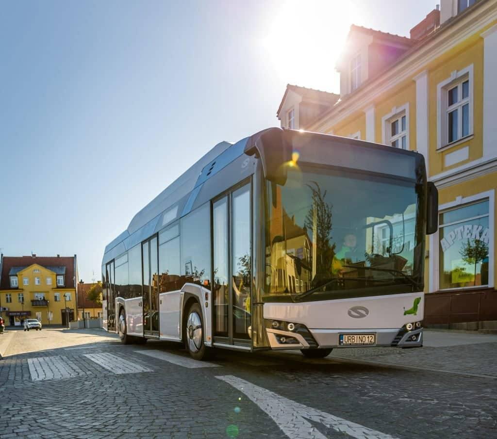 Urbino 12, il modello di bus elettrici previsto dall'accordo