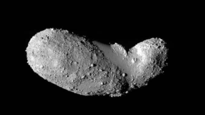 Asteroidi - Itokawa