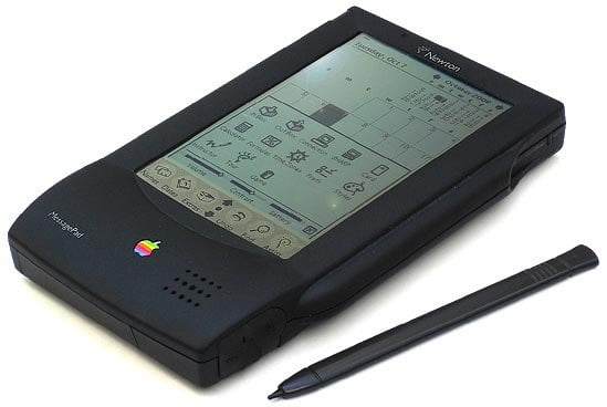 Apple 1987, il palmare Newton
