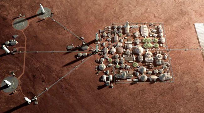 Colonie su Marte