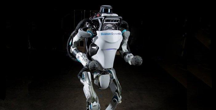 Tecnologie moderne, robot