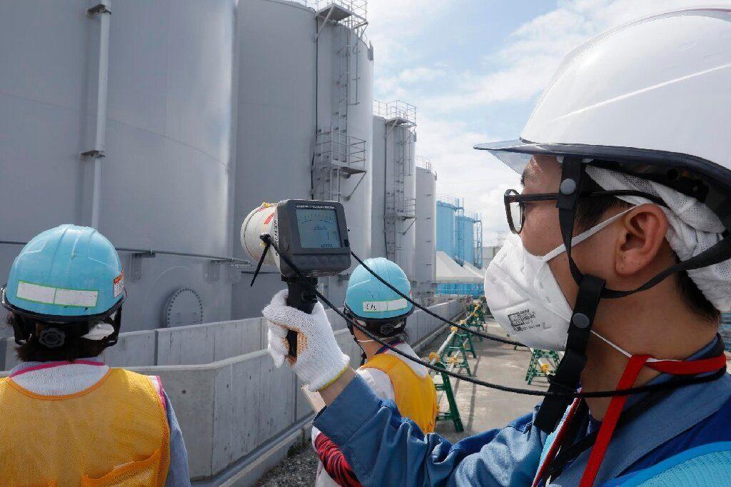 acqua di fukushima