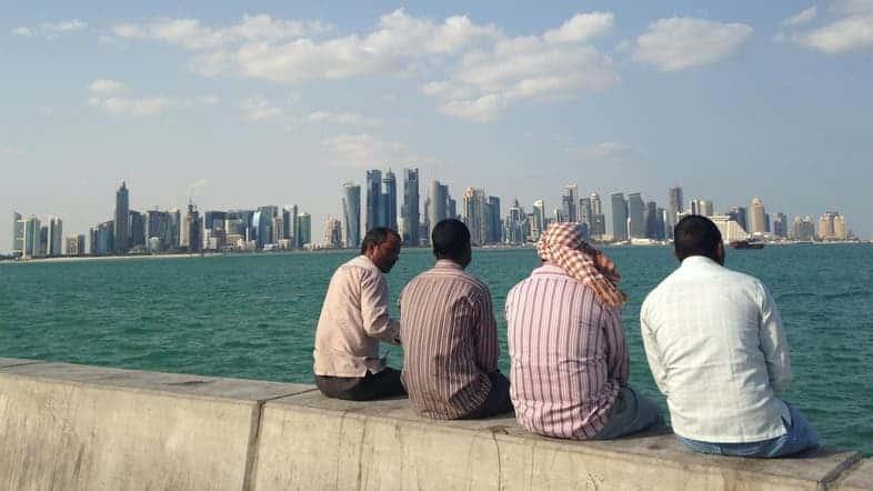 Qatar 2022, clima invivibile