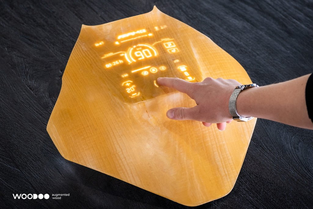 Legno trasparente e aumentato, materiale del futuro