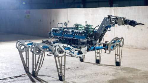 Latro, uno dei robot utili all'uomo