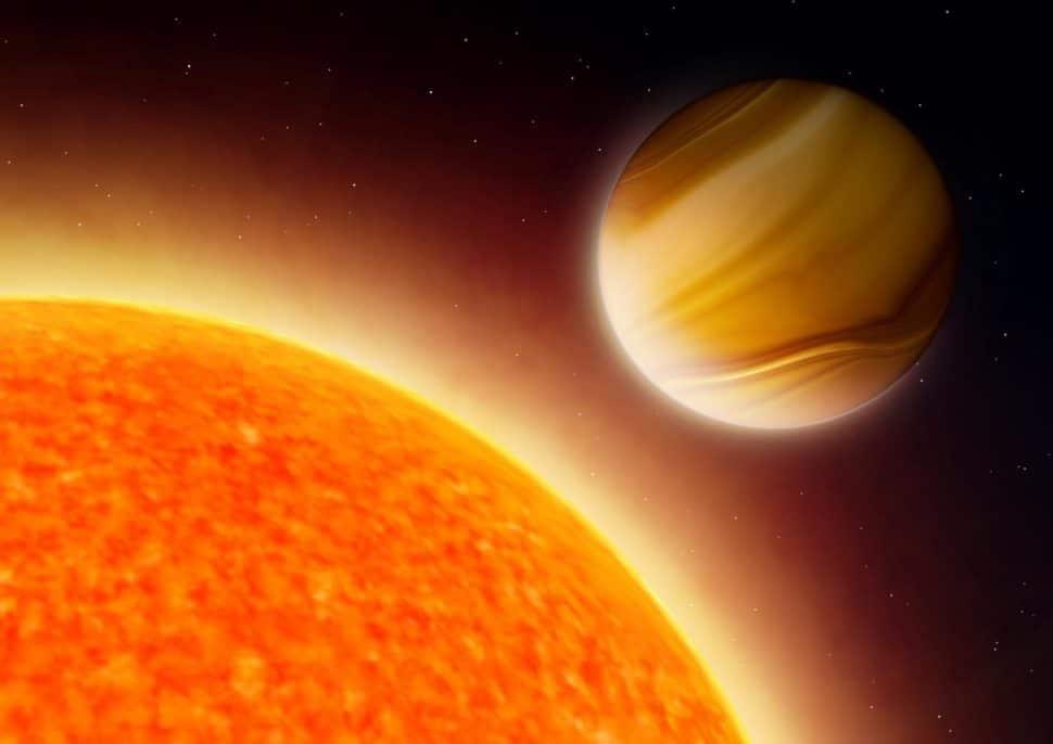 Acqua su altri pianeti e vita extraterrestre