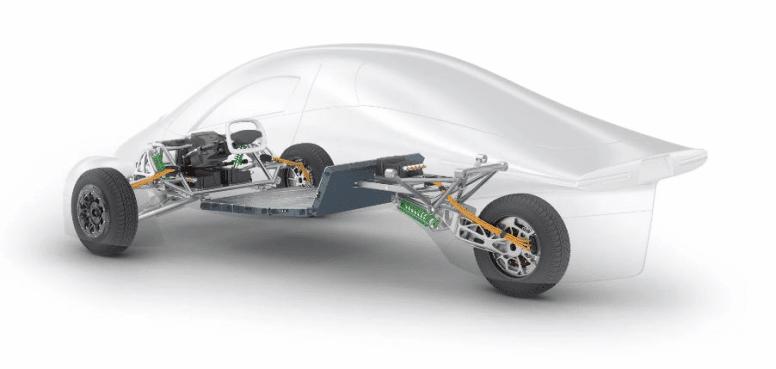 Aptera, auto solare