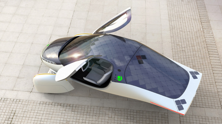 Aptera auto solare