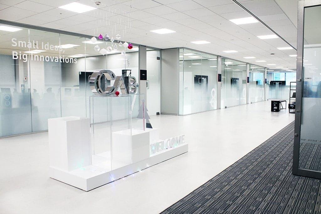 Samsung C-Lab auf der CES2020