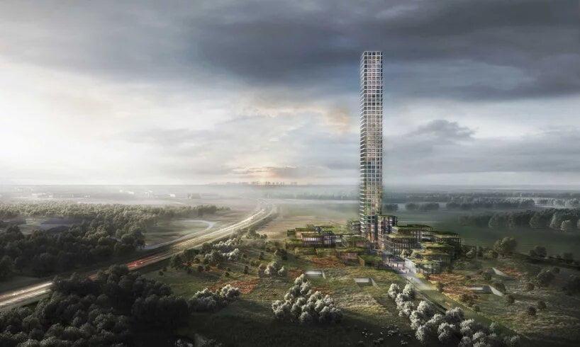 grattacieli del futuro in danimarca