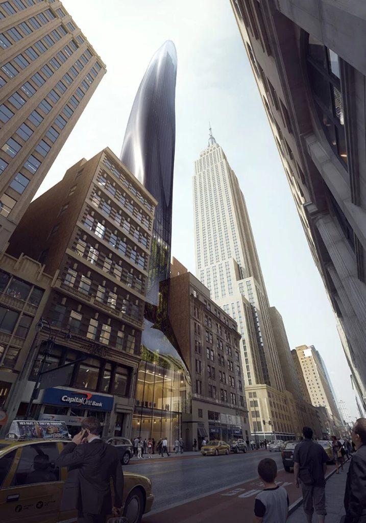 grattacieli del futuro new york