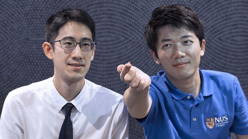Microsensori per impianti iniettabili