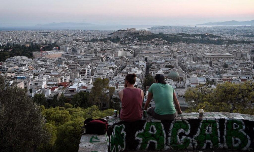 Popolazione greca nel 2050