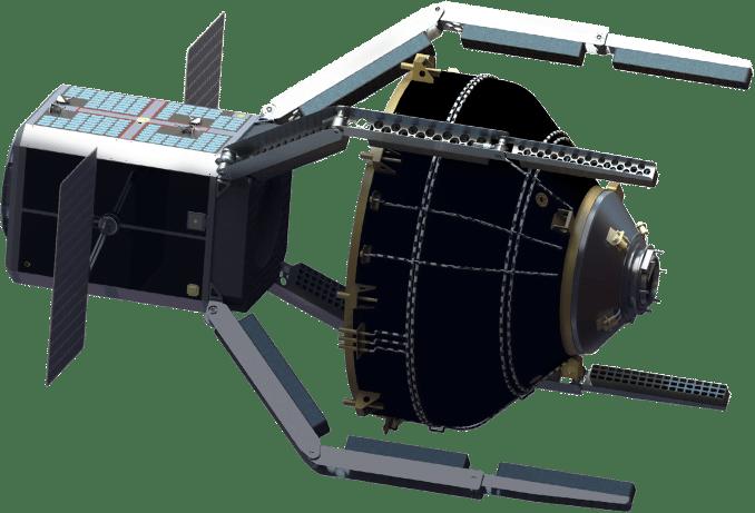 ClearSpace contro i detriti spaziali