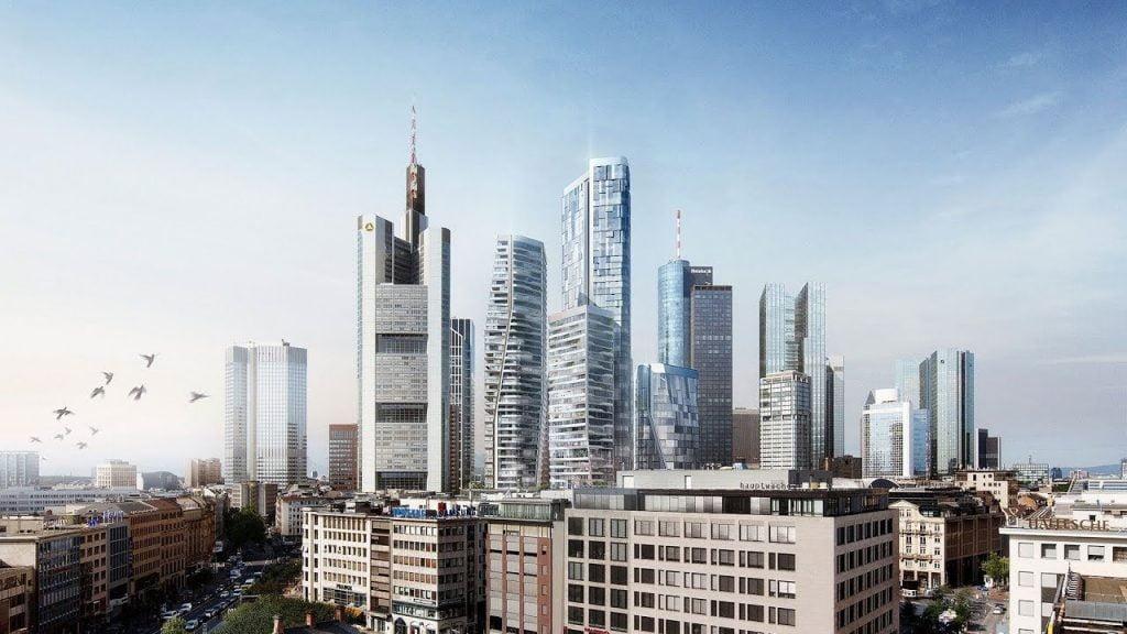 grattacieli del futuro