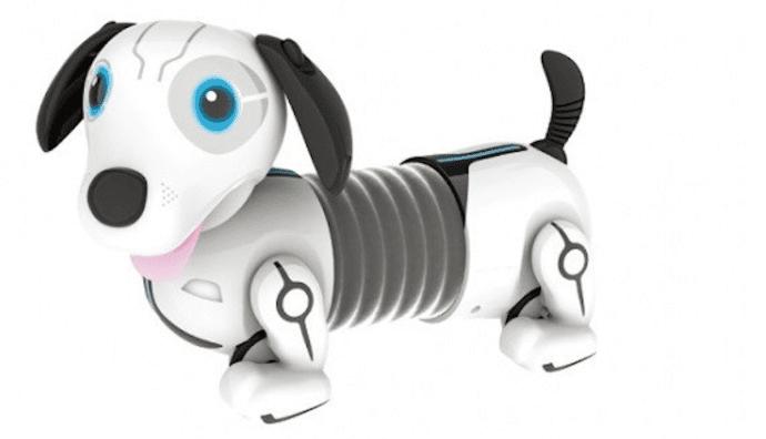 Bongo, cane robot