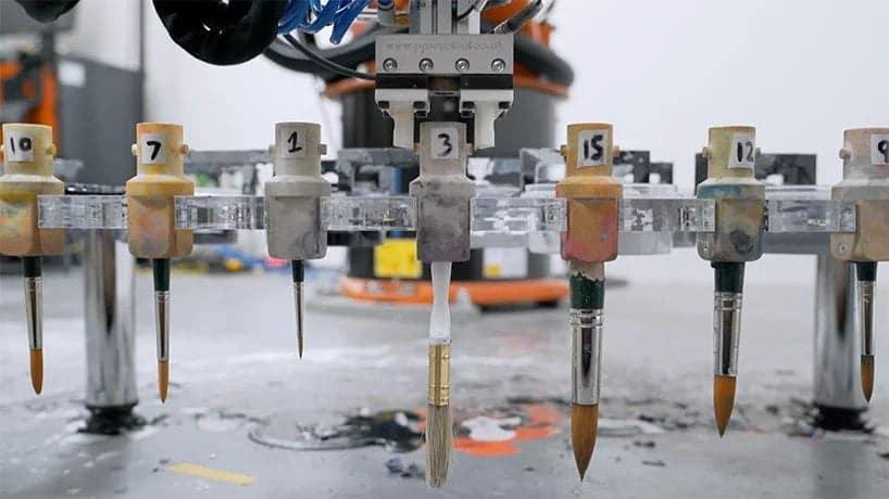 Ritratti robotici