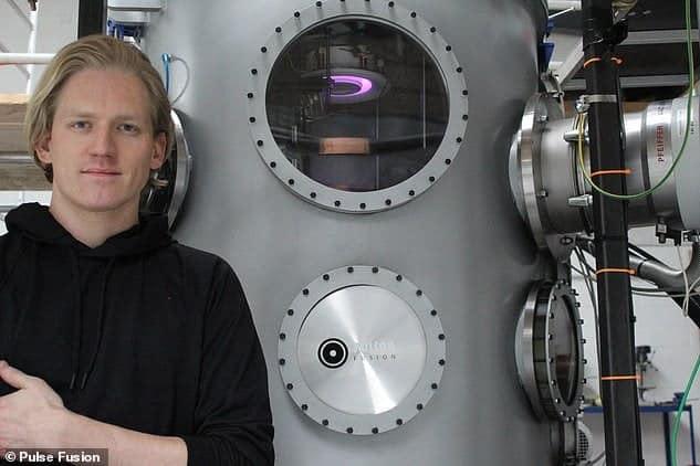 Motore al plasma Pulsar Fusion
