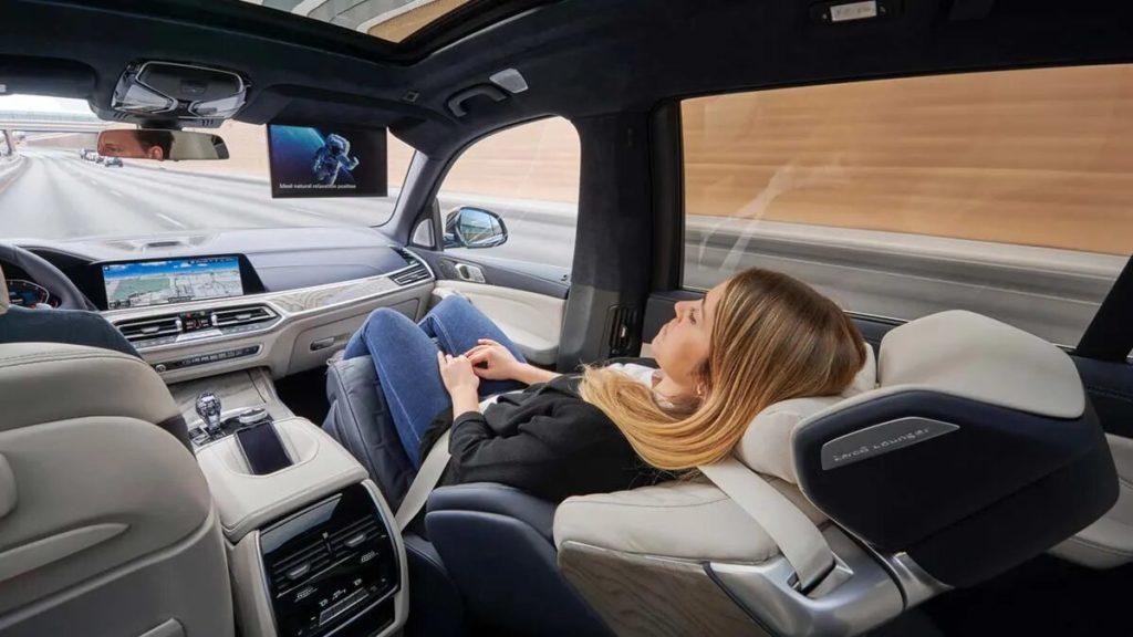 Carro do futuro, conforto máximo