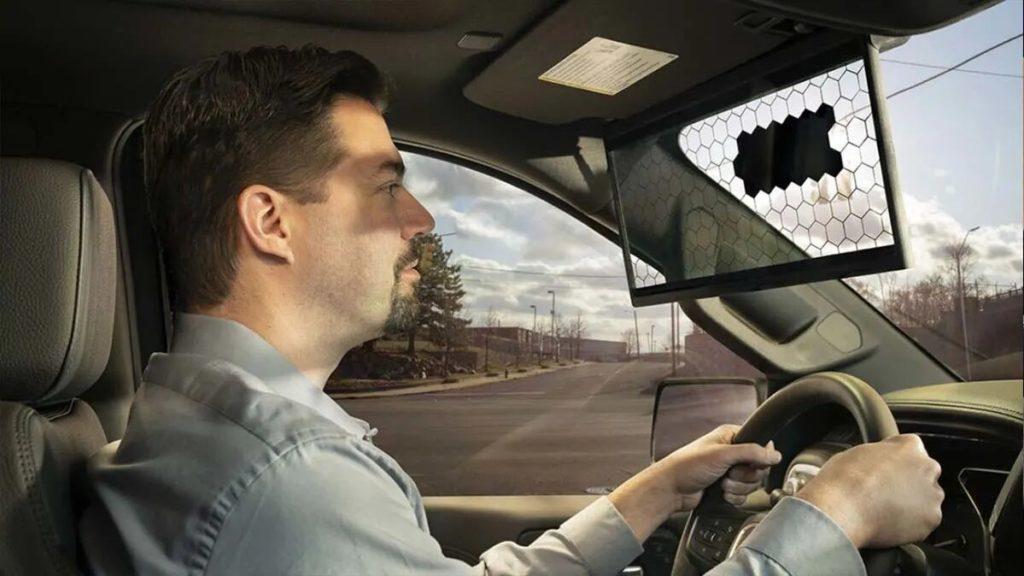 Carro do futuro, inspeção visual