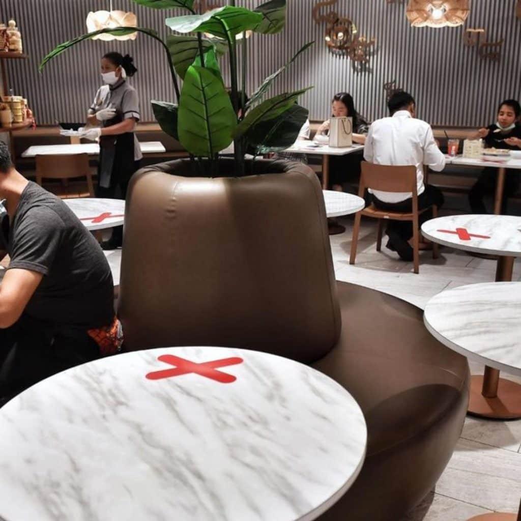 Il futuro della ristorazione ai tempi del coronavirus e del distanziamento sociale