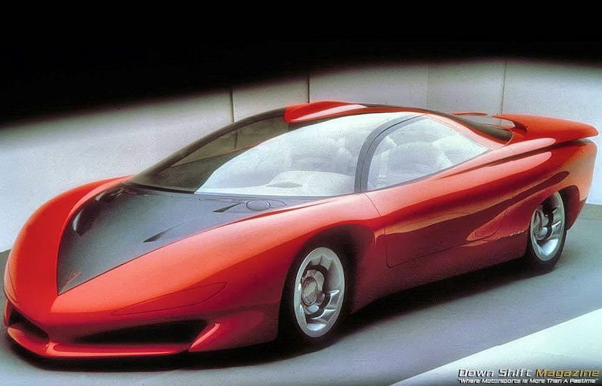 Concept car anni '80 - Pontiac Banshee