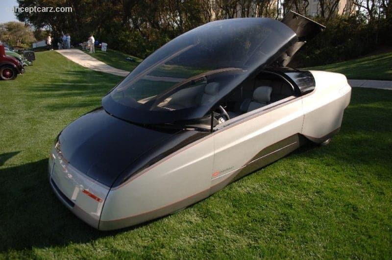 Concept car anni '80 - Chevrolet Express