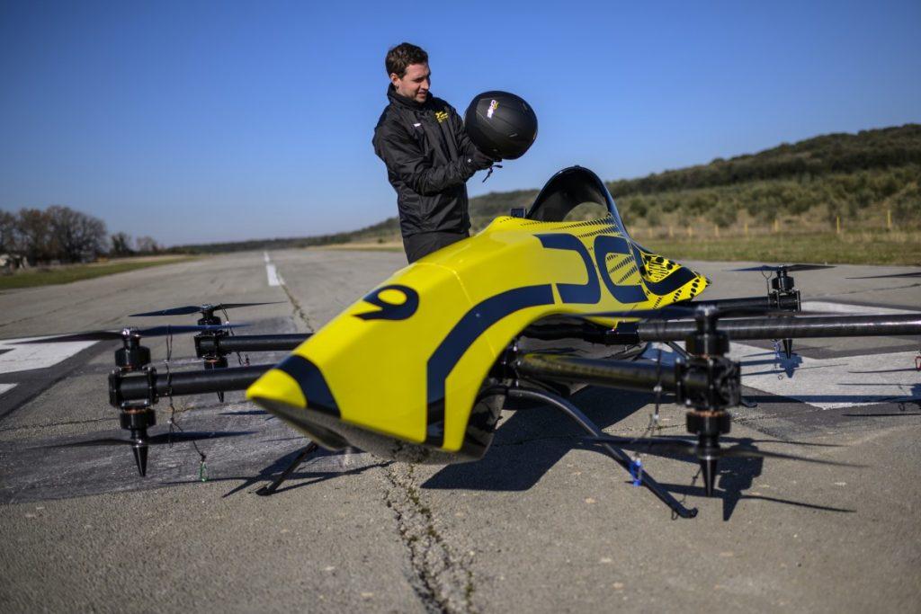 drone da corsa