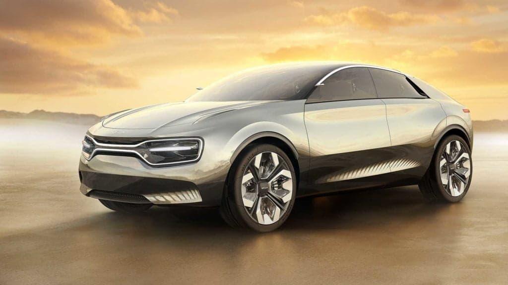 electric car KIA