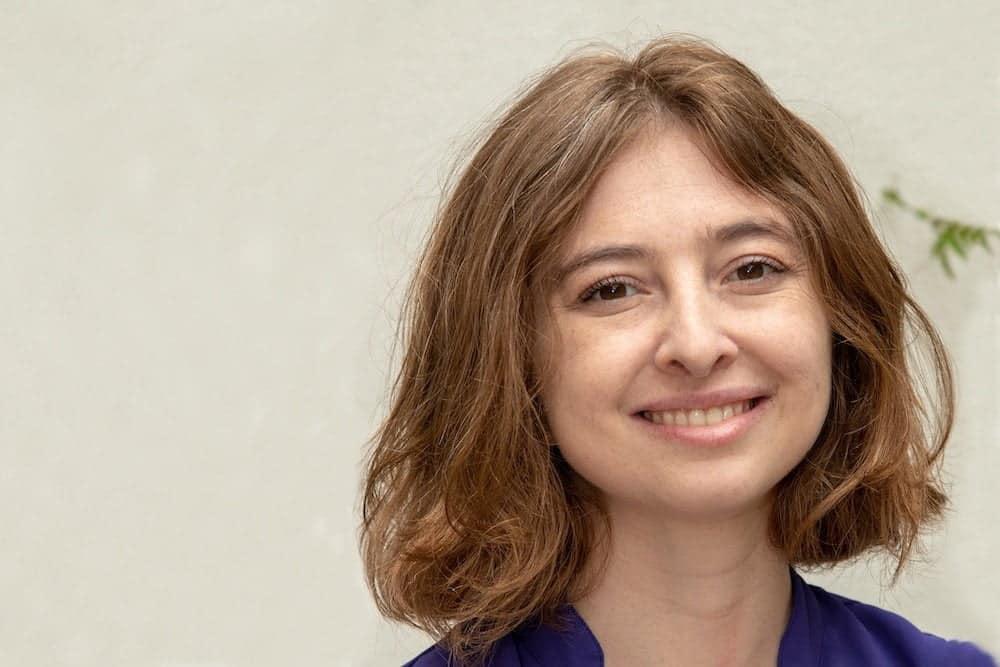 ノーベル女性、クリスティーナ・ボヴィル