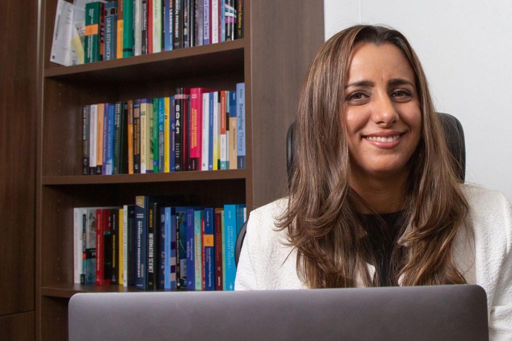 ノーベル女性、Rose Faghih