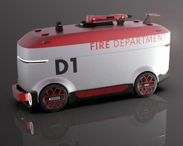 autopompa autonoma, veicoli futuri