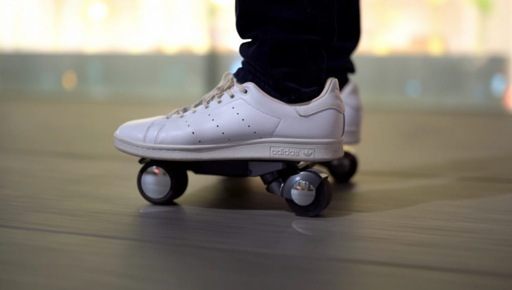 Walkcar, iPad a 4 ruote, soluzione di nanomobilità