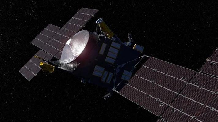Psiche 16, missione NASA