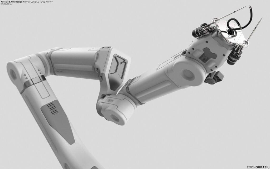 Sviluppo tecnologico, la robotica