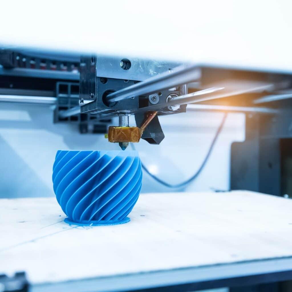 Sviluppo tecnologico, la stampa 3D
