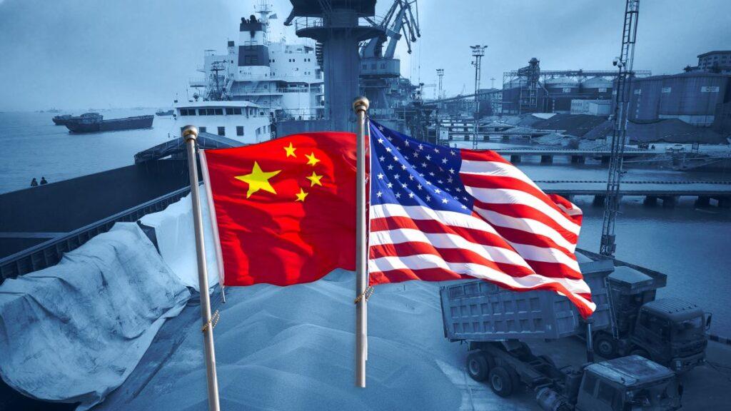 Cina e USA ai ferri corti