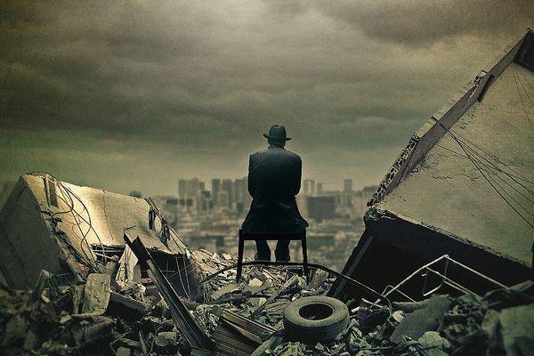 crollo della civiltà, sovrappopolamento, deforestazione, consumo di risorse