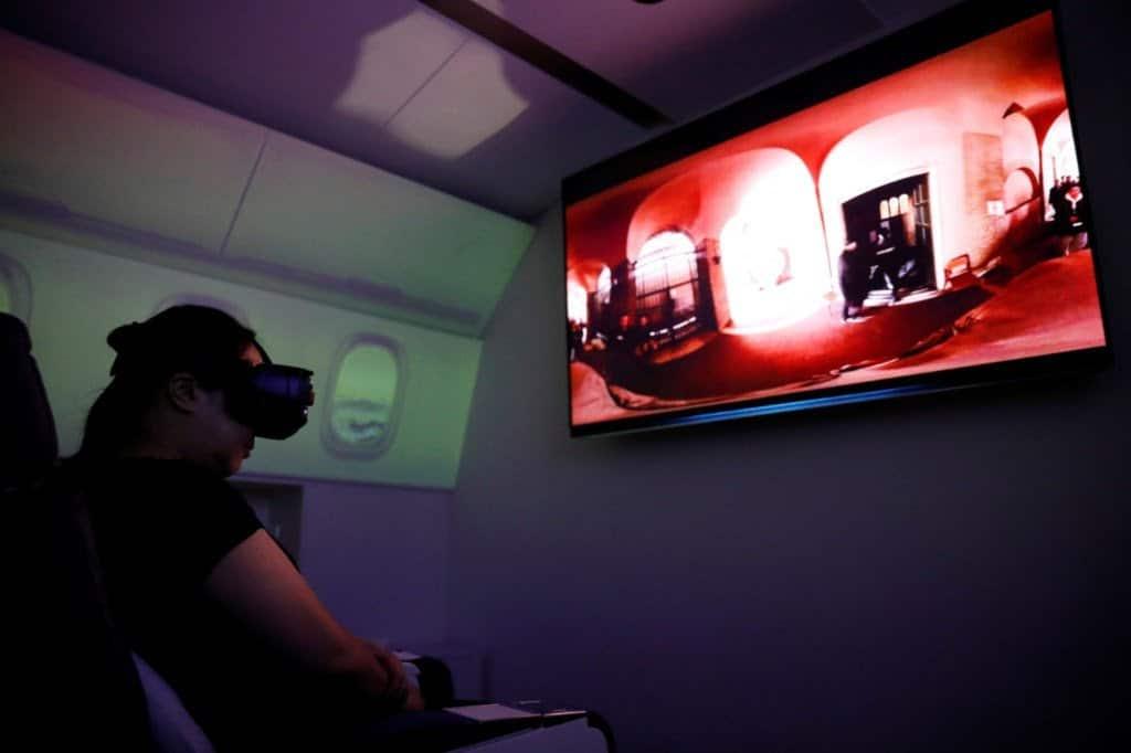 Vacanze virtuali in realtà virtuale
