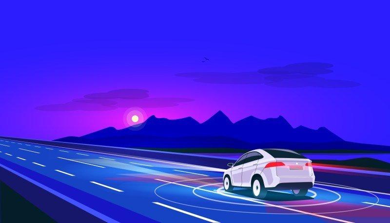 Cavnue e la strada del futuro per veicoli autonomi