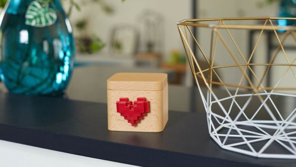 Gadget fantastici, love box