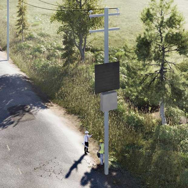 Emrod, trasmissione di energia wireless a lunga distanza
