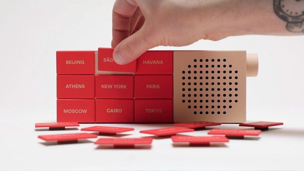 Gadget fantastici, Radio online
