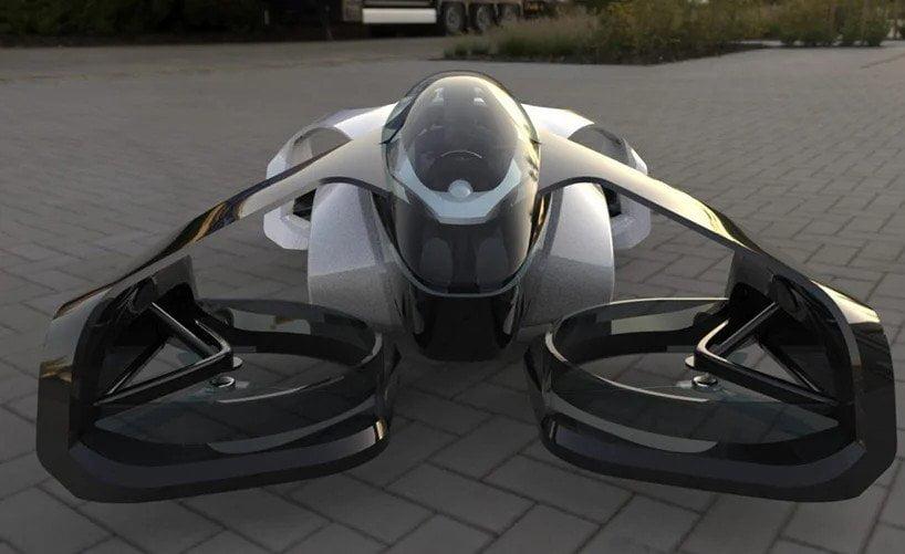 Il CEO di SkyDrive, startup per una eVTOL, auto volante in Giappone entro il 2023.