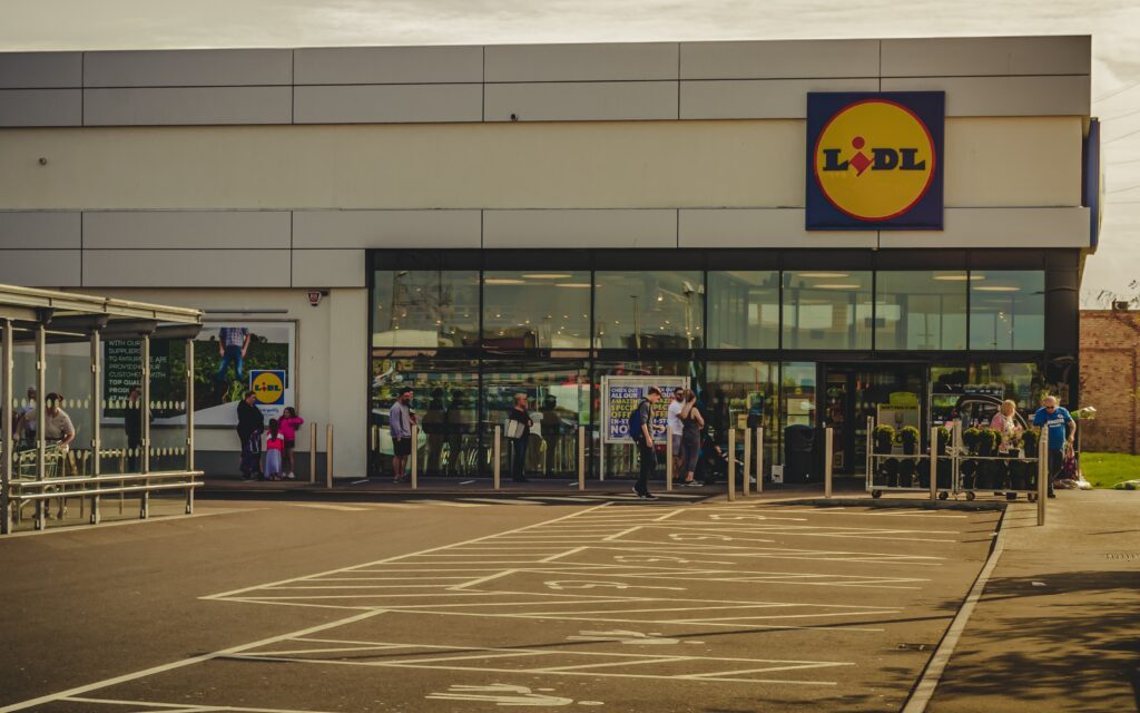 Food sector, Lidl's solutions