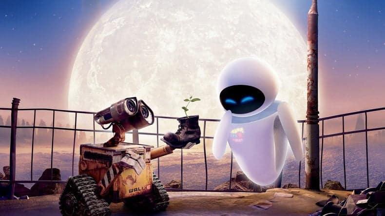 Film sul futuro: WALL-E