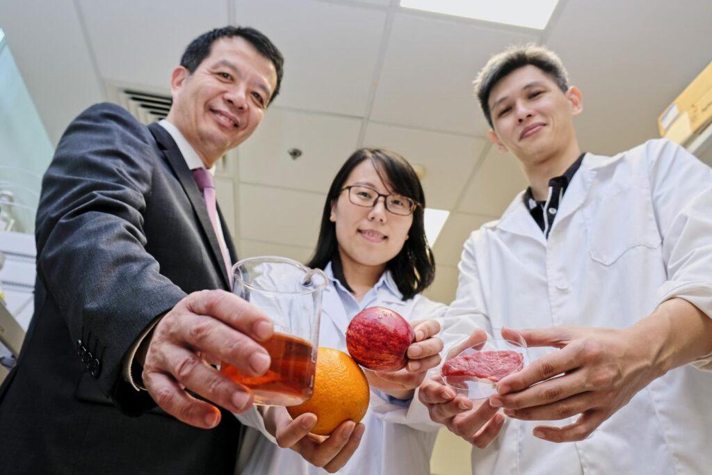 Conservanti alimentari a base di piante